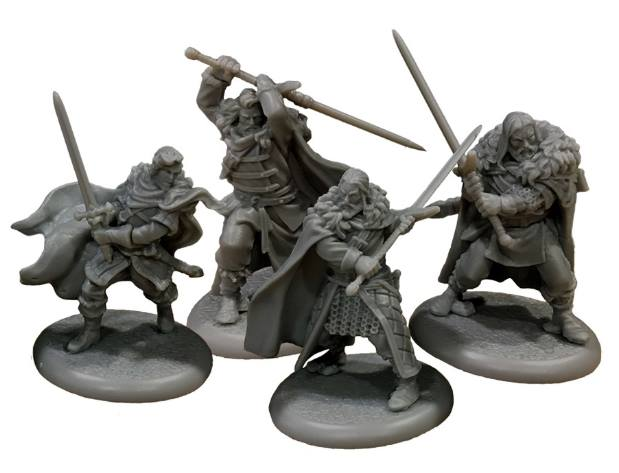 A Song of Ice & Fire: Tabletop Miniatures Game 34480410