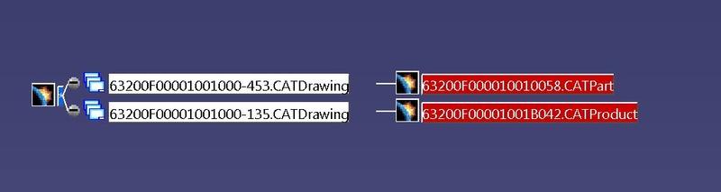 Récupérer le lien d'une part dans un CATDrawing Captur12
