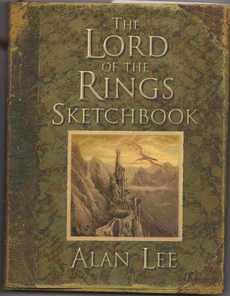 Les oeuvres de J. Howe et A. Lee, illustrateurs de Tolkien Alan_l10