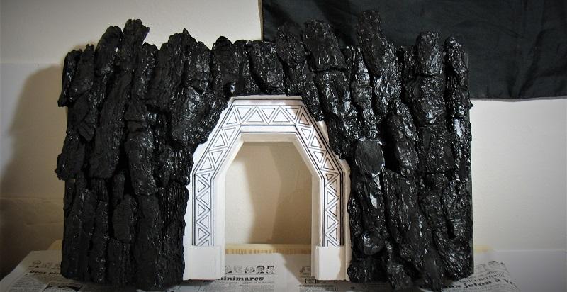 Khazad-Dûm : la Porte de l'Est Img_1611