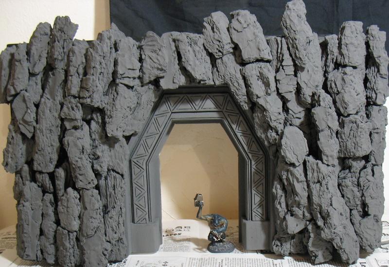 Khazad-Dûm : la Porte de l'Est Img_1612