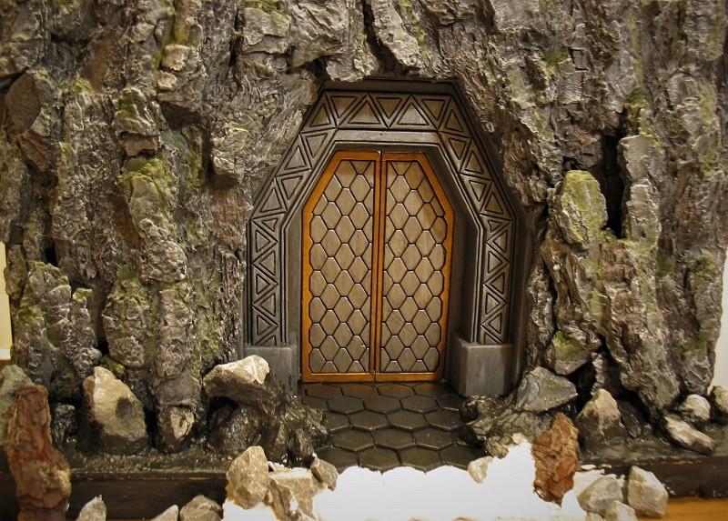 Khazad-Dûm : la Porte de l'Est - Page 3 Img_1833