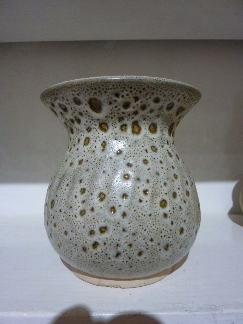 Vase marked MK...? 00110
