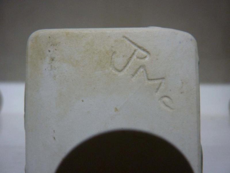 moorcroft 'style' small jar - Jane McCormick 00611