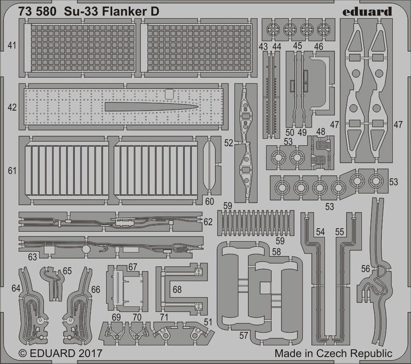 Су-33 Т.А.Апакидзе. 1/72 звезда/eduard 315