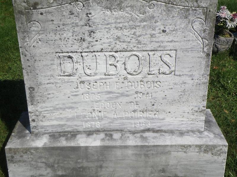 Dubois & Maheux 82410010