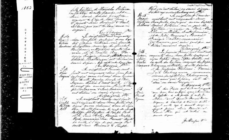 Mariage de Francois Beaudin et Délia Denoncourt Delia_10