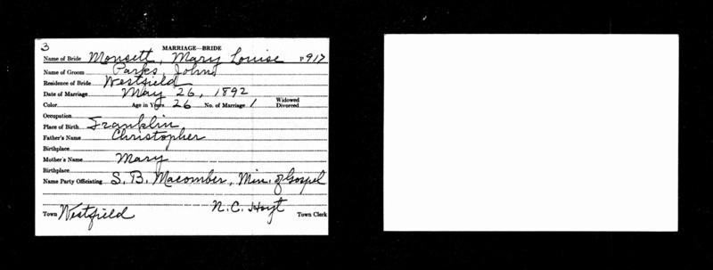 JOHN PAQUET et Marie Louise Monsett Marie_15