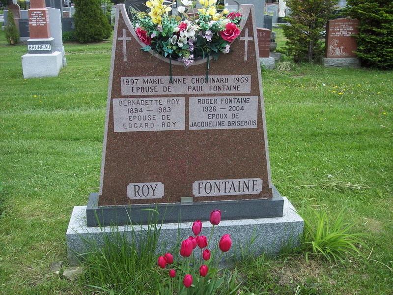Parents de Roger Fontaine Montry12