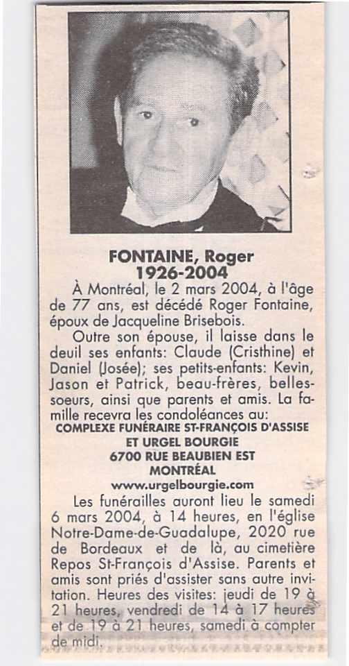 Parents de Roger Fontaine Roger_10