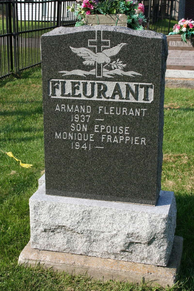 Armand FLEURANT St-isi10