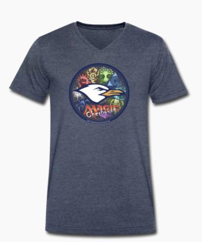 T-Shirt club magic cherbourg 20171110