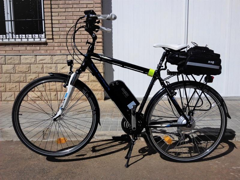 Vendo bici híbrida Orbea Travel electrificada. Foto110