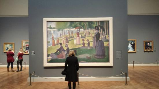 [Instituto de las Artes de Chicago] Salid de donde estéis - Abierto y narración Art-in10