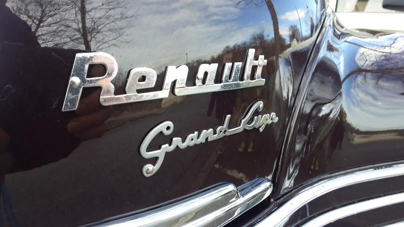 Les Renault du 31 ème Salon du Véhicule Champenois à Reims !  20180310
