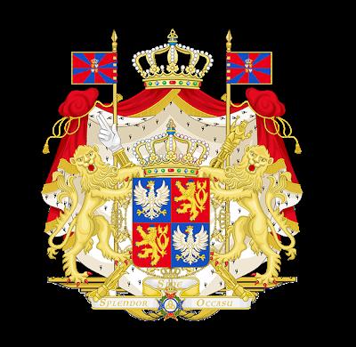 Mission permanente du Grand-Duché de Zollernberg auprès de l'ONA Armes_10