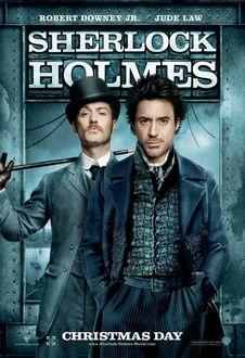 Sherlock Holmes - Filme Capa_f10