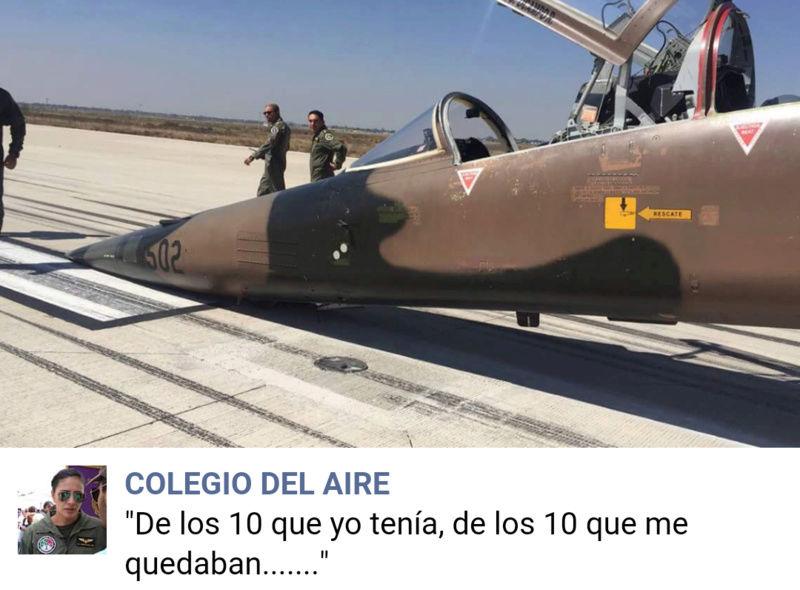 Accidentes de Aeronaves de la  FAM. Noticias,comentarios,fotos,videos.  - Página 19 F201710
