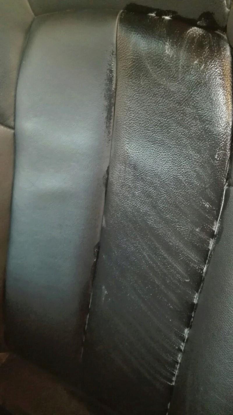 Approccio ad interni e sedili in pelle 461a1c10