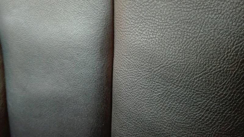 Approccio ad interni e sedili in pelle A085d810