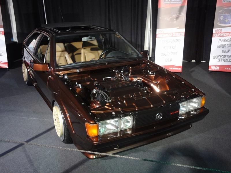 2018 Retrospective : Salon Auto Montreal Eumvh_11