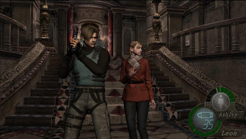 [OFFLINE] Resident Evil 3.5 Leon & Ashley 6jnwit11