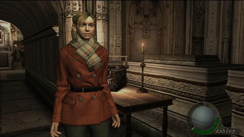 [OFFLINE] Resident Evil 3.5 Leon & Ashley Cfuvze10