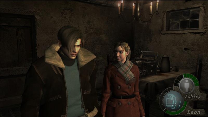 [OFFLINE] Resident Evil 3.5 Leon & Ashley Qxmewm11