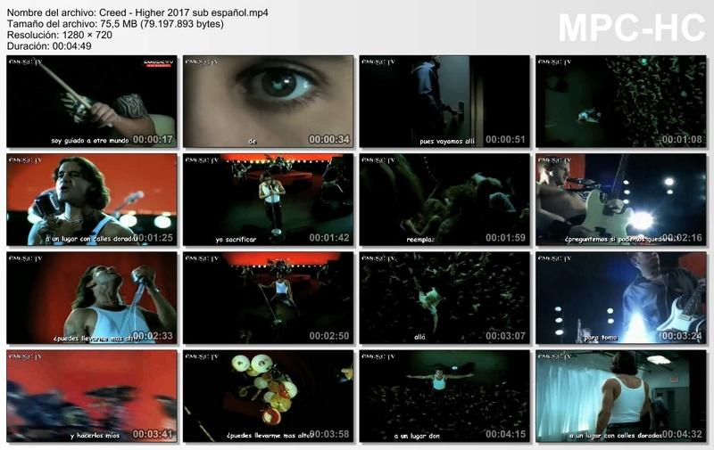 Creed - Higher (1999) sub español Creed_10