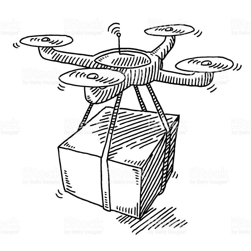 Joyeuses Pâques  Drone10