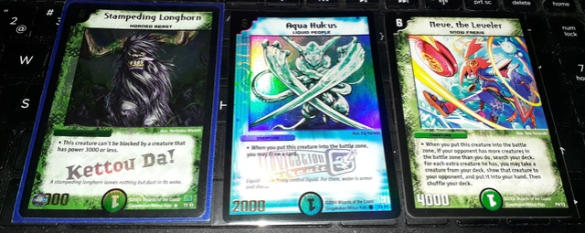 Duel Masters Artist Proofs - A True Rarity Promo114