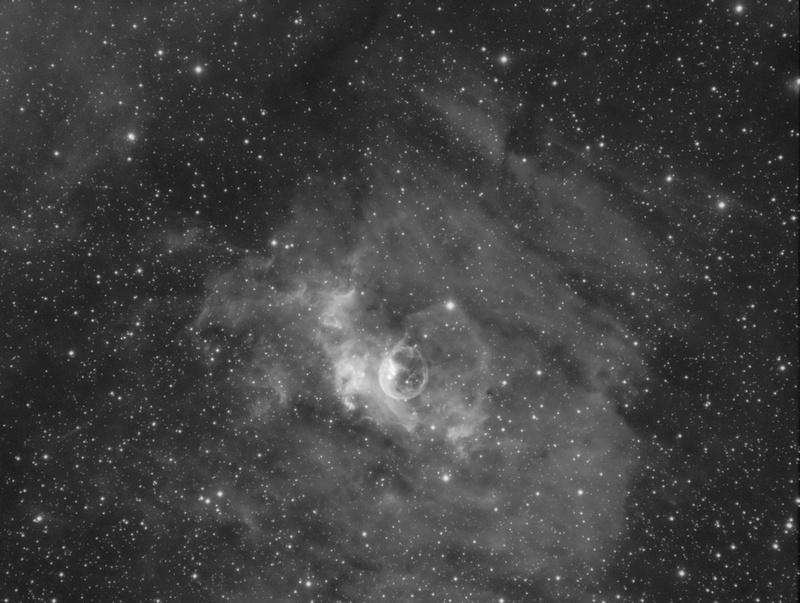 La bulle et NGC 7822 Image-10