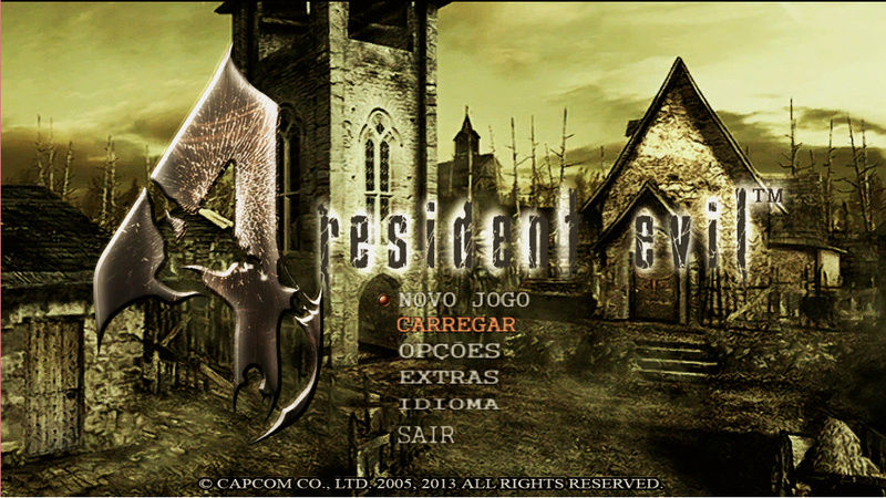 Resident Evil 4 MEGA HD COMPLETE/ Para o publico brasilieto  tambem [OFFLINE] 110