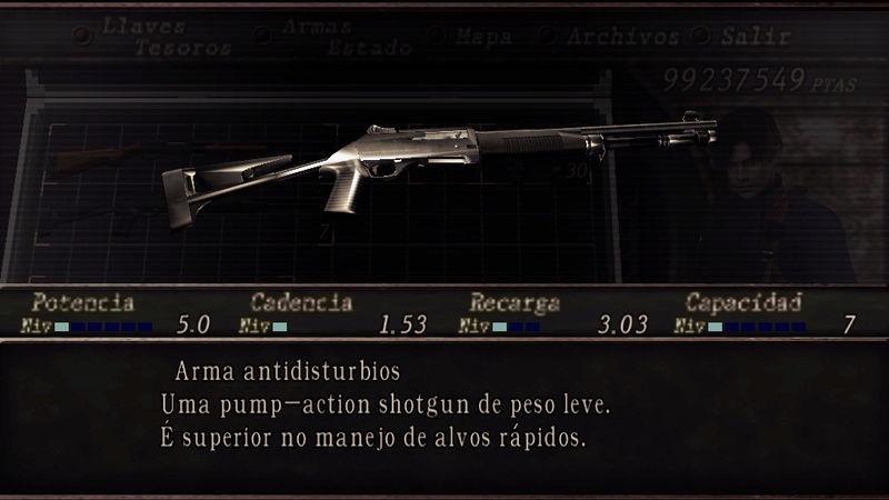 Resident Evil 4 MEGA HD COMPLETE/ Para o publico brasilieto  tambem [OFFLINE] 1110