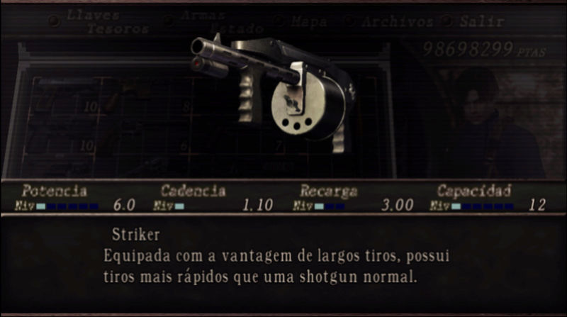 Resident Evil 4 MEGA HD COMPLETE/ Para o publico brasilieto  tambem [OFFLINE] 1210