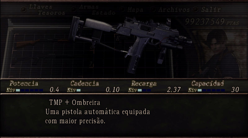 Resident Evil 4 MEGA HD COMPLETE/ Para o publico brasilieto  tambem [OFFLINE] 1710
