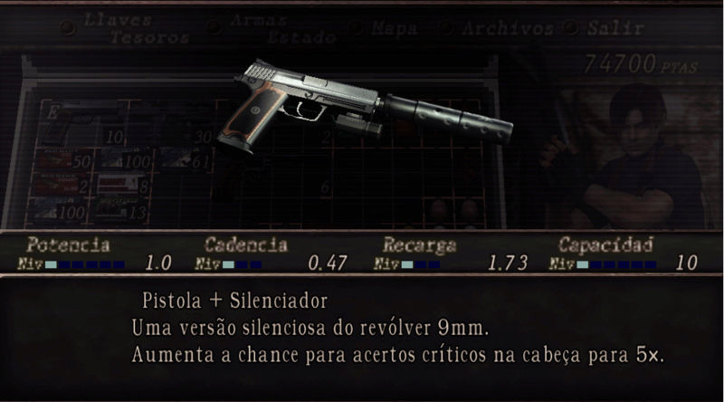 Resident Evil 4 MEGA HD COMPLETE/ Para o publico brasilieto  tambem [OFFLINE] 211