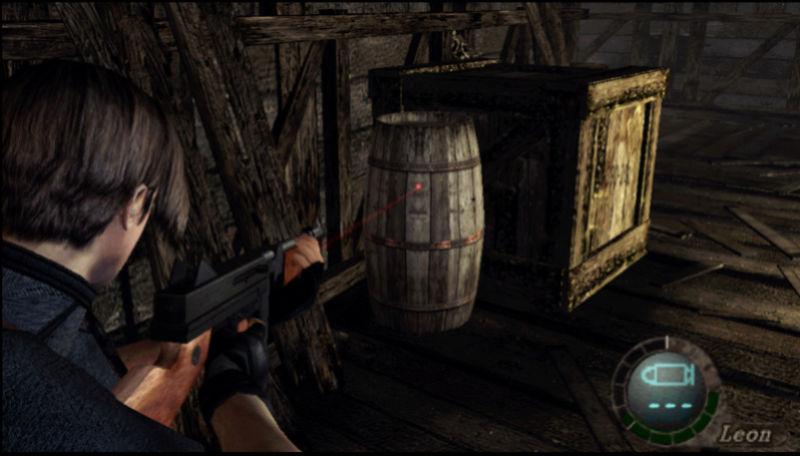 Resident Evil 4 MEGA HD COMPLETE/ Para o publico brasilieto  tambem [OFFLINE] 2411