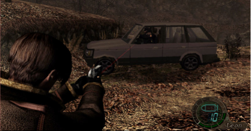 Resident Evil 4 MEGA HD COMPLETE/ Para o publico brasilieto  tambem [OFFLINE] 3112
