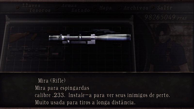 Resident Evil 4 MEGA HD COMPLETE/ Para o publico brasilieto  tambem [OFFLINE] 3910