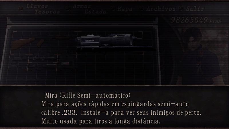 Resident Evil 4 MEGA HD COMPLETE/ Para o publico brasilieto  tambem [OFFLINE] 4010