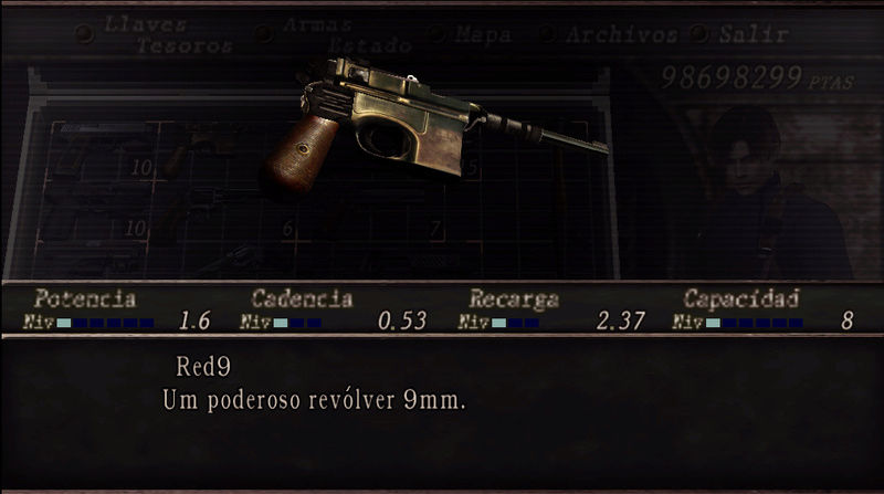Resident Evil 4 MEGA HD COMPLETE/ Para o publico brasilieto  tambem [OFFLINE] 610