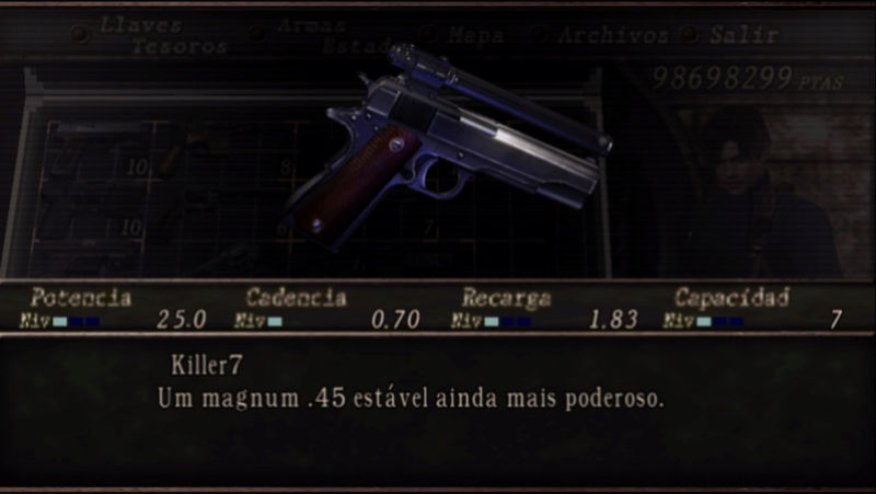 Resident Evil 4 MEGA HD COMPLETE/ Para o publico brasilieto  tambem [OFFLINE] 810