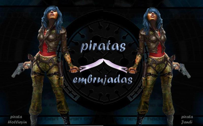 piratas embrujadas