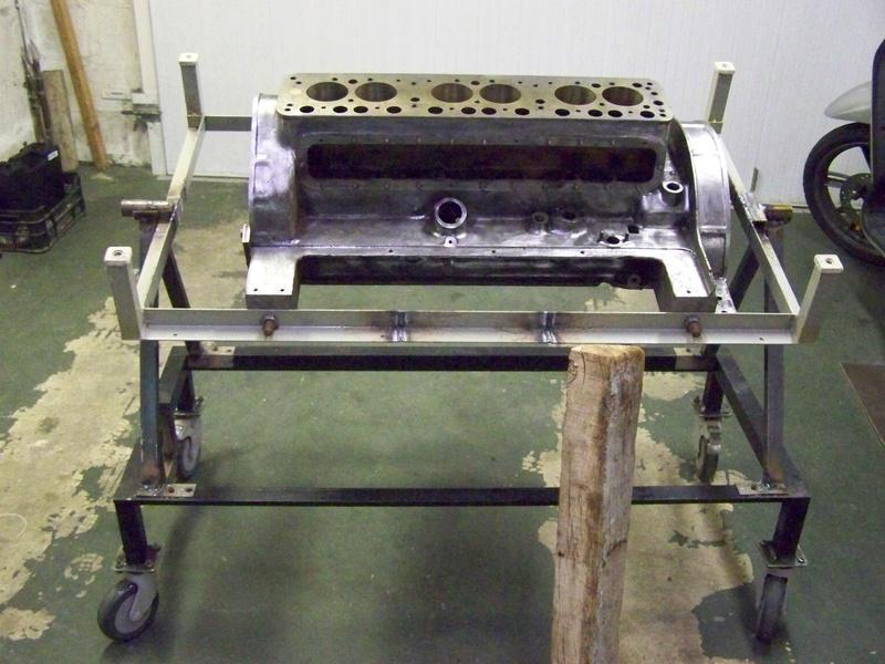 Restauration d'une avant guerre - TALBOT M67 1928 de Damien 100_0412