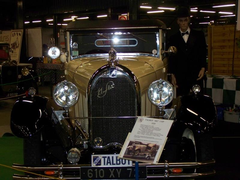 Restauration d'une avant guerre - TALBOT M67 1928 de Damien - Page 4 100_6413
