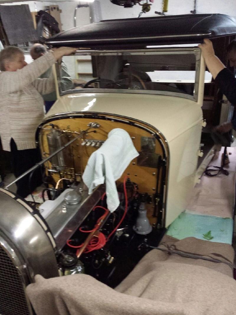Restauration d'une avant guerre - TALBOT M67 1928 de Damien - Page 3 20180111