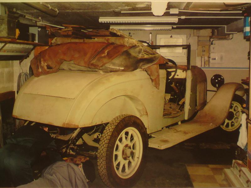 Restauration d'une avant guerre - TALBOT M67 1928 de Damien Dsc01312