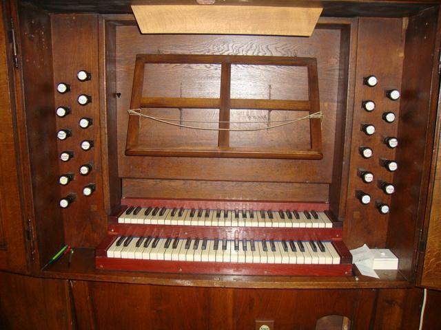 Les instruments auxquels j'ai accès  Dsc00710