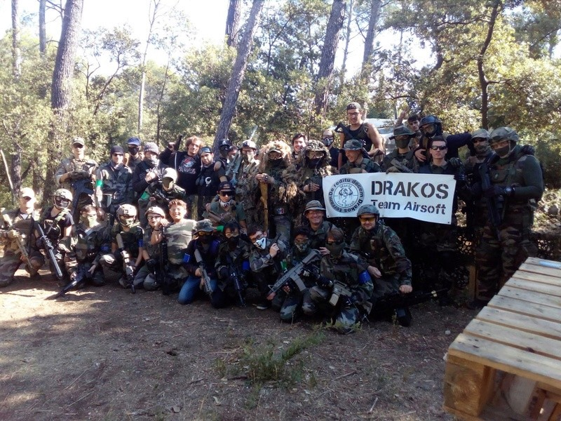 drakos airsoft team